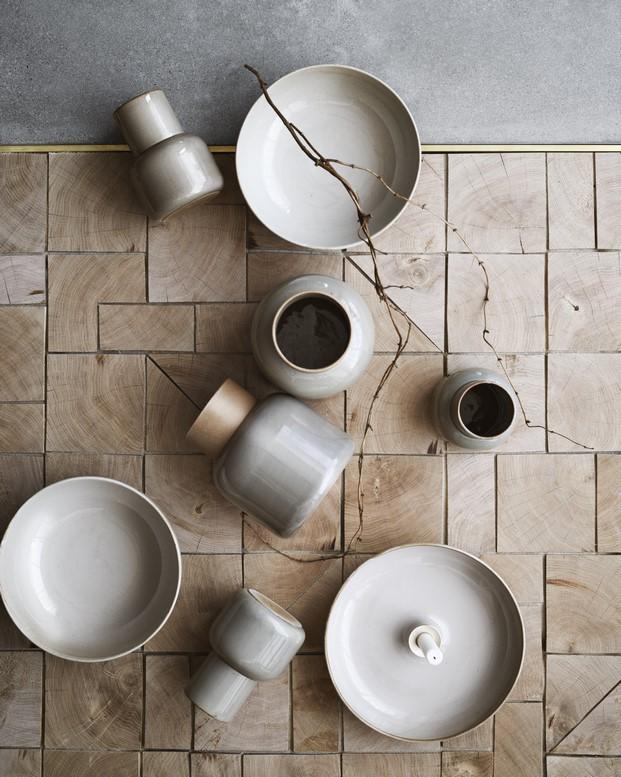 ceramica de por cecilie manz diariodesign