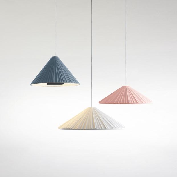 lamparas Marset fue una de las marcas presentes en designjunction 2017
