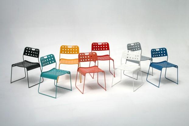sillas de omk una de las marcas presentes en designjunction 2017