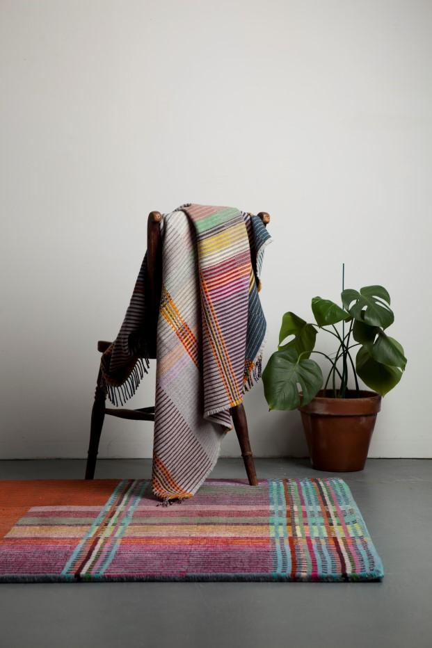 textiles Wallace Sewell fue una de las marcas presentes en designjunction 2017