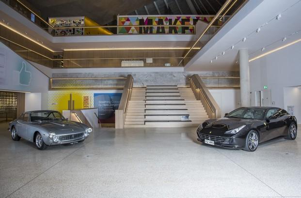 ferrari exposicion de siete decadas en el design museum diariodesign