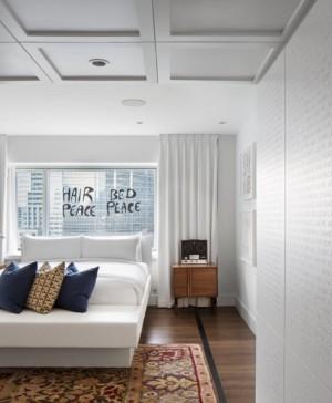 habitacion Beatles hotel lennon yoko ono paz diariodesign