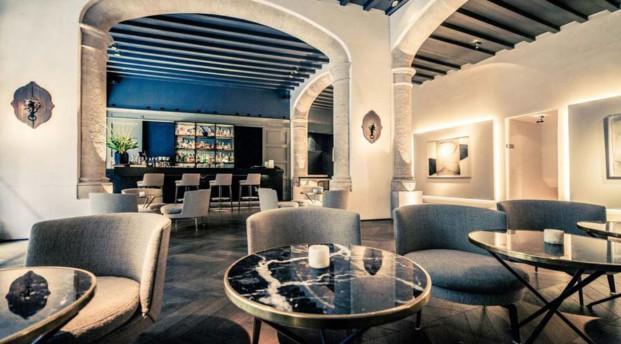 bar hotel sant francesc en mallorca diseno en palma diariodesign