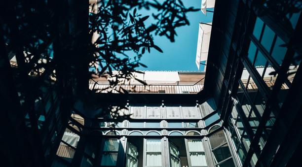 hotel sant francesc en mallorca diseno en palma diariodesign