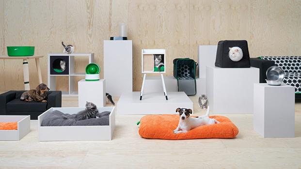 ikea for cats and dogs accesorios y muebles para perros y gatos de ikea diariodesign