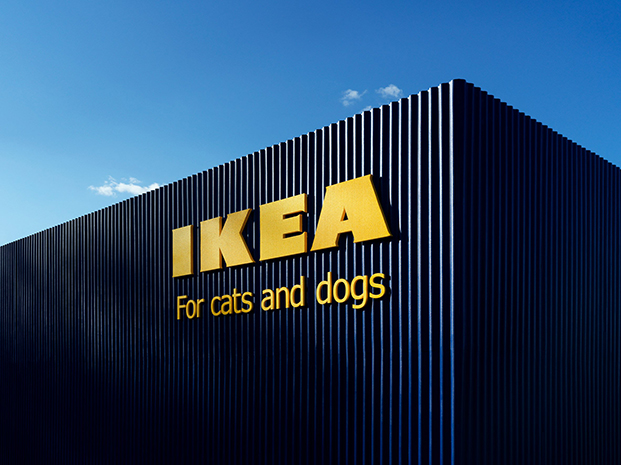 ikea for cats and dogs accesorios y muebles para perros y gatos de ikea diariodesign