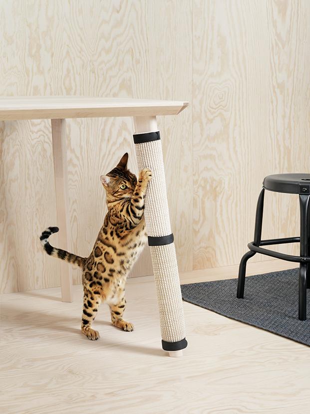protecciones y muebles para perros y gatos de ikea diariodesign