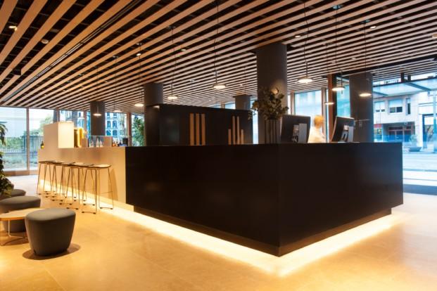 recepcion hotel od barcelona eixample diariodesign