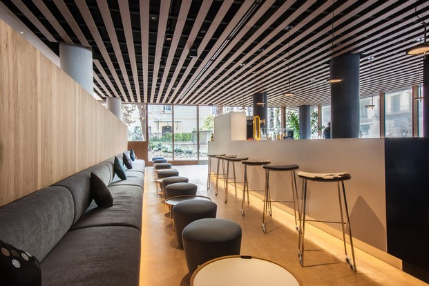 hall hotel od barcelona eixample diariodesign