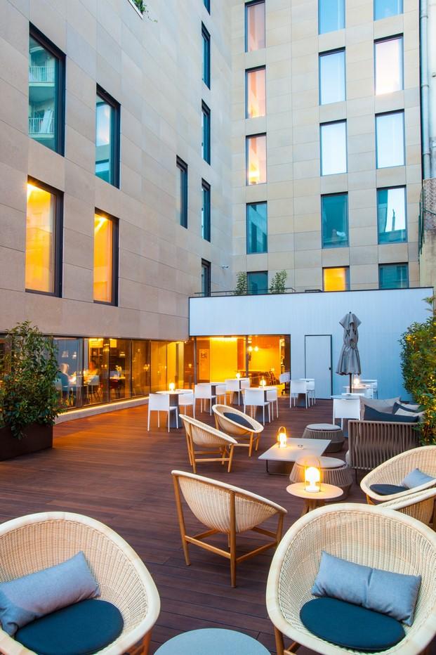 terrazas hotel od barcelona diariodesign