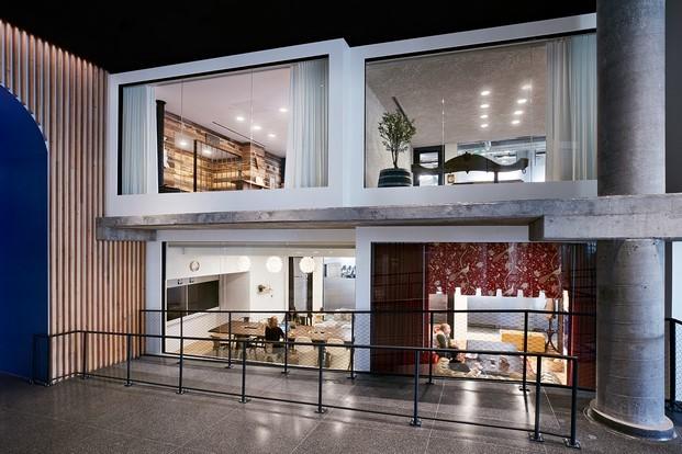 nuevas oficinas airbnb en diseno mas movil de diariodesign