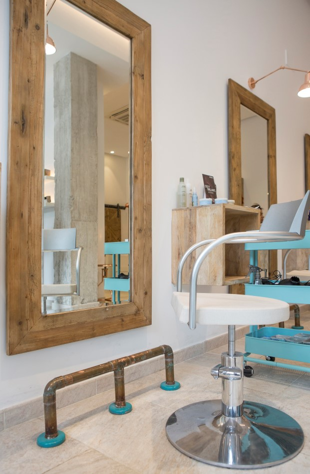 calidez en la peluqueria parole en bilbao diariodesign