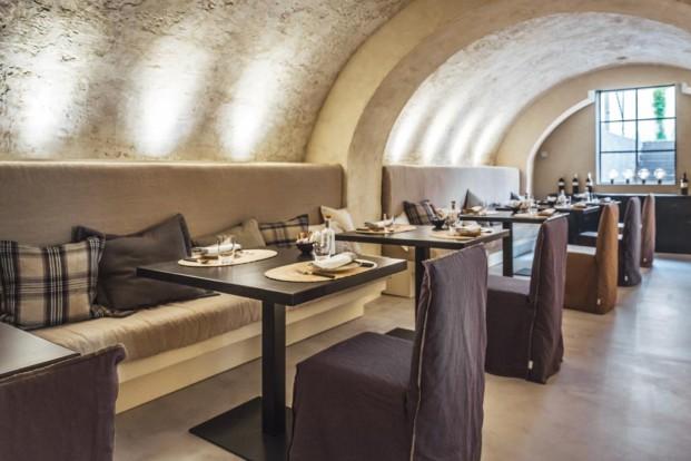restaurante hotel sant francesc en mallorca diseno en palma diariodesign