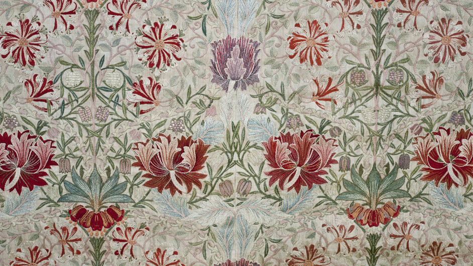 william morris exposicion fundacion juan march madrid diariodesign