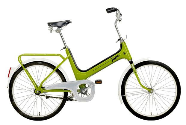 Bicicleta Jopo finlandia en Museo de Artes Decorativas de Madrid