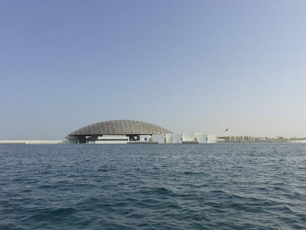 Louvre de jean nouvel Abu Dhabi diariodesign