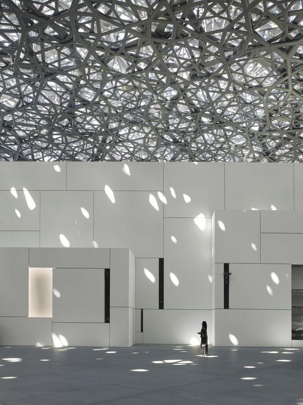 museo Louvre jean de nouvel Abu Dhabi diariodesign