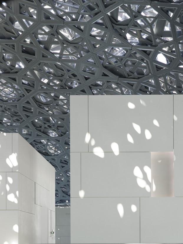museo Louvre de jean nouvel Abu Dhabi diariodesign