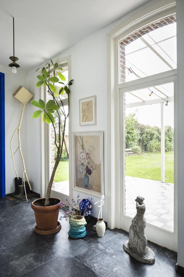 Airbnb en la design miami Muller Van Severen plantas diariodesign