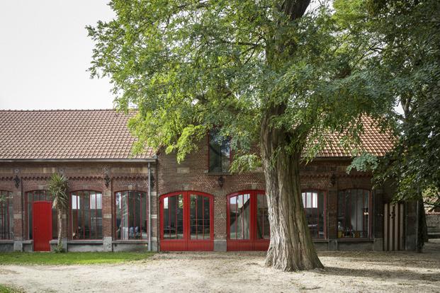 Airbnb en la design miami Muller Van Severen casa diariodesign