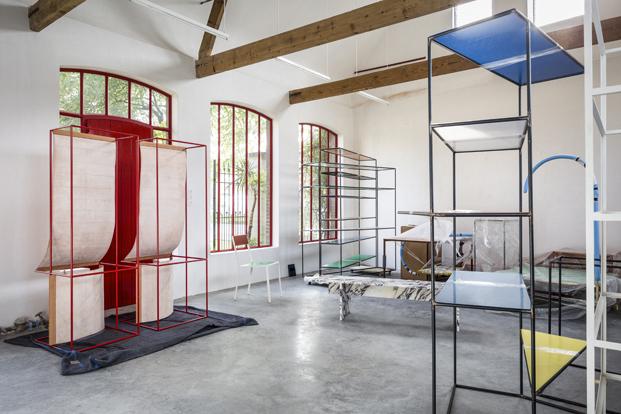 Airbnb en la design miami Muller Van Severen diariodesign