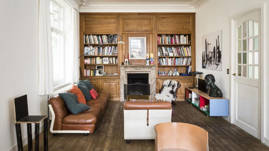Airbnb en la design miami Muller Van Severen sala estar diariodesign