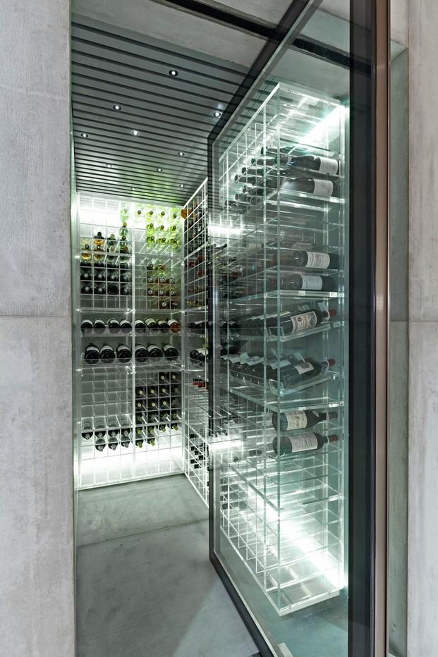 Apartamento en sao paulo vino diariodesign
