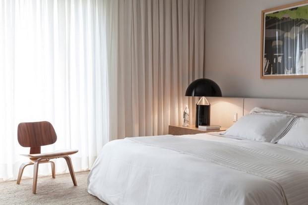 Apartamento en sao paulo dormitorio diariodesign