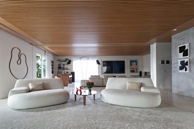 Apartamento en sao paulo arte y jardin diariodesign