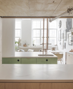 Bed Stuy Loft industrial New Affiliates diariodesign