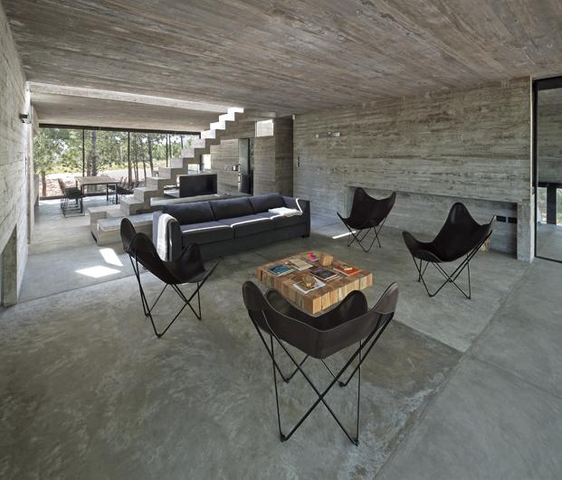 Casa L4 de Luciano Kruk argentina diariodesign