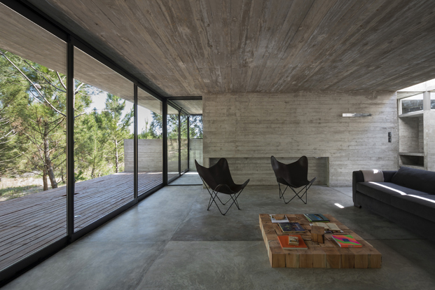 Casa L4 de Luciano Kruk ventanas diariodesign
