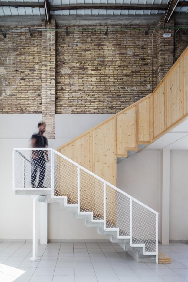 mencion arquitectura talleres Gon-Gar premios ascer 2017