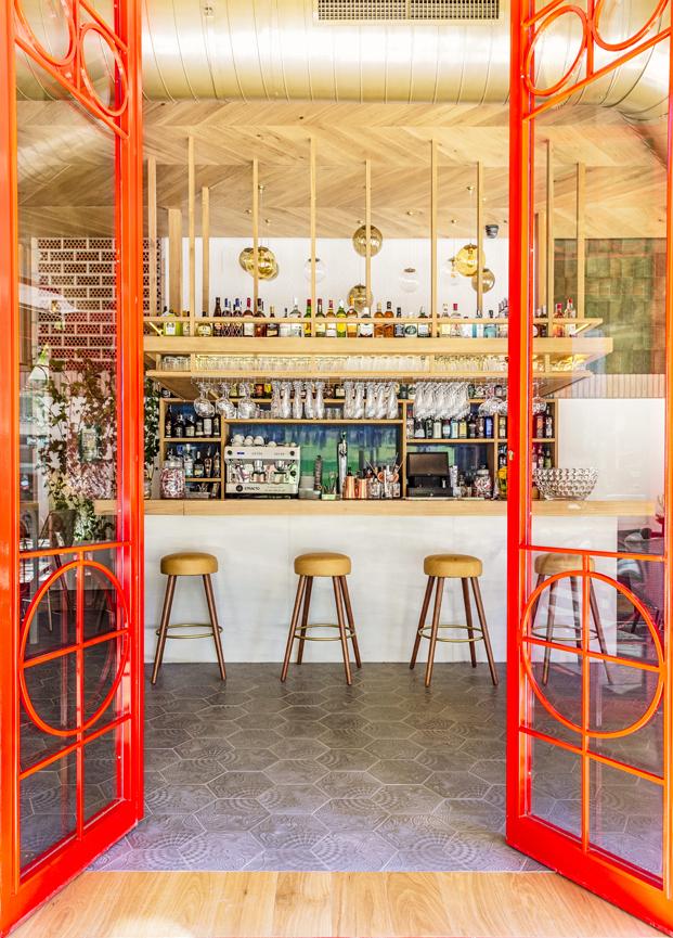 restaurante en madird La Canica de Infanta diariodesign