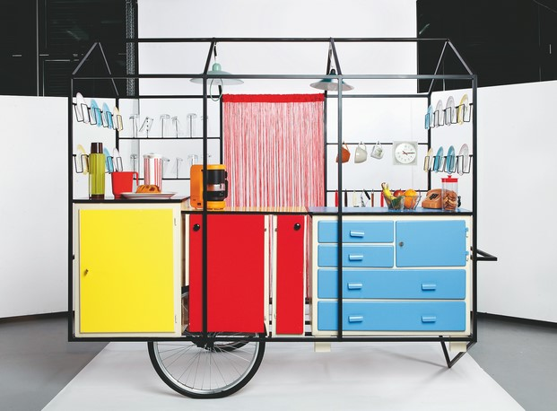 Mobile Kitchen en movitectura libro de arquitectura movil diariodesign