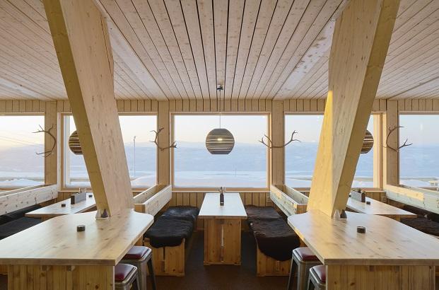 restaurante Bjork en suecia diariodesign