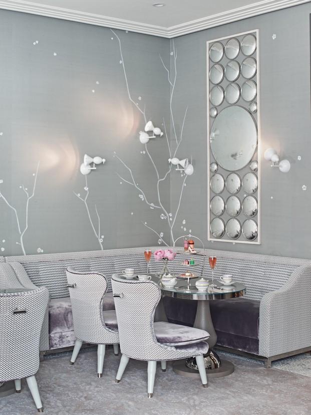 Proyecto restaurante más lujoso Collins Room en Londres