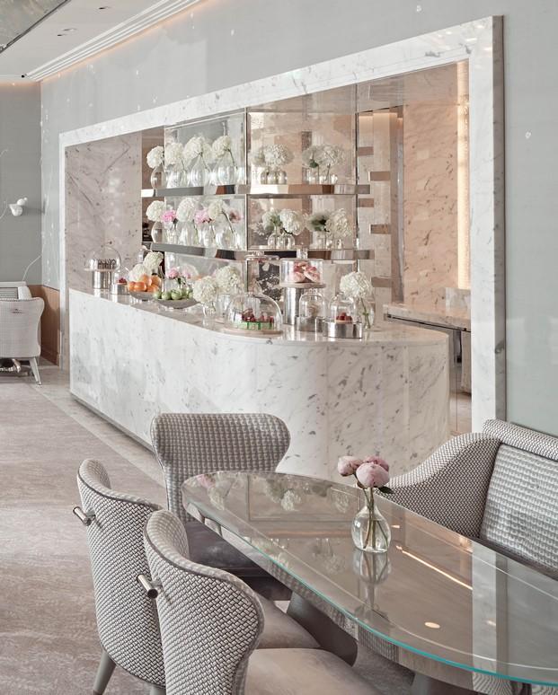 Proyecto más lujoso Collins Room en Londres
