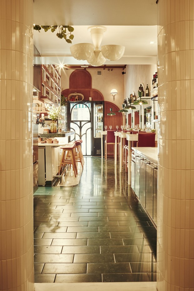 restaurante tasca mediamanga en barcelona diariodesign