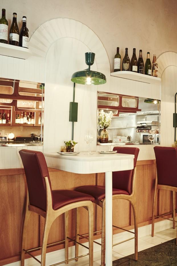 mesas restaurante tasca mediamanga en barcelona diariodesign