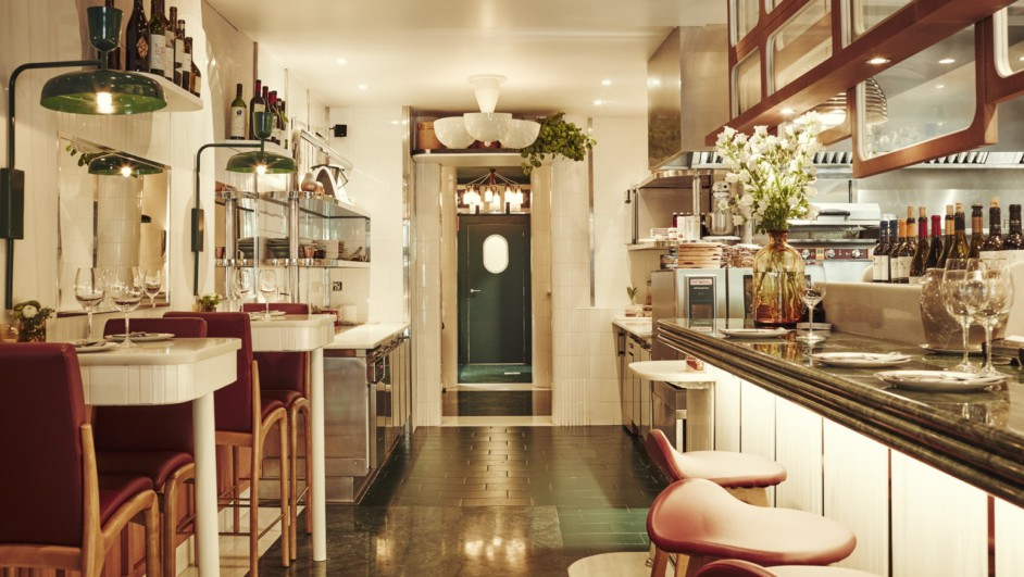 Restaurante tasca mediamanga barcelona diariodesign