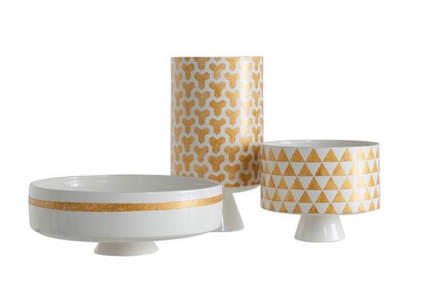ceramica kenzo takada aires japoneses en roche bobois diariodesign