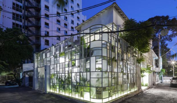 reforma vivienda T House KIENTRUCO fachada diariodesign