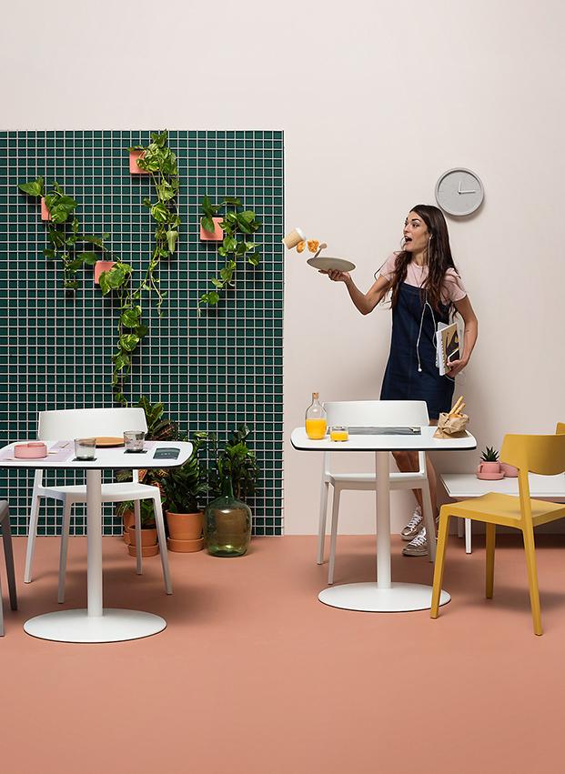 espacios de trabajo coolworking de actiu diariodesign