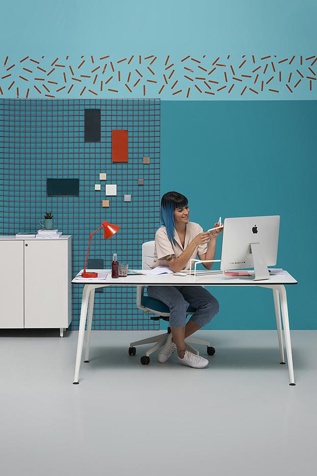 mobiliario de oficina coolworking de actiu diariodesign