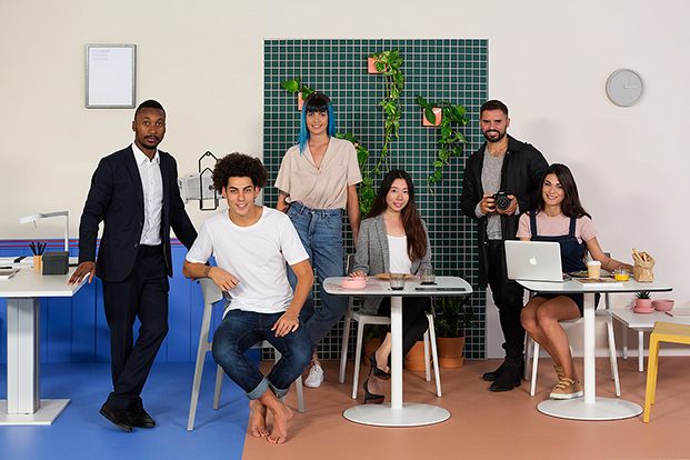 equipo odosdesign cool working de actiu en diariodesign