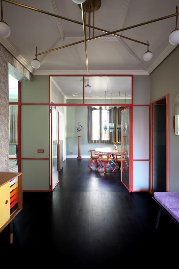 apartamento reformado en venecia diariodesign
