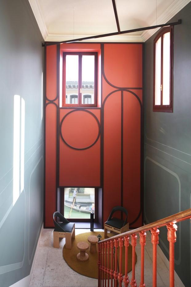 another venice apartamento en venecia del arquitecto marcante testa diariodesign