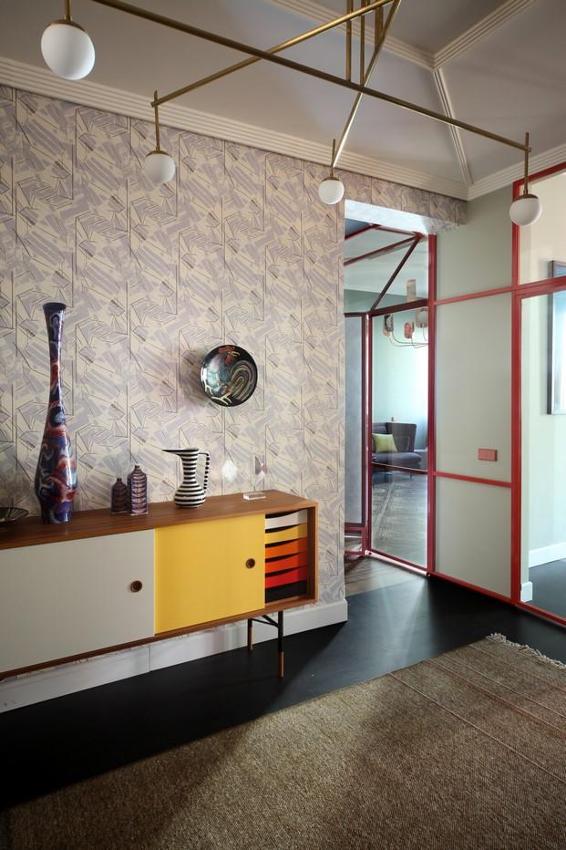 muebles vintage en una vivienda en venecia diariodesign