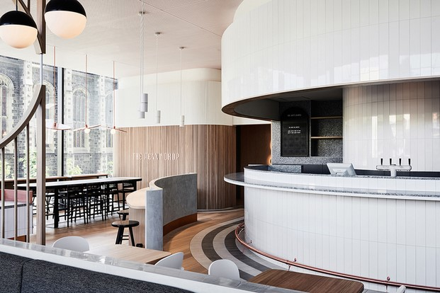 restaurante The Penny Drop en australia diariodesign